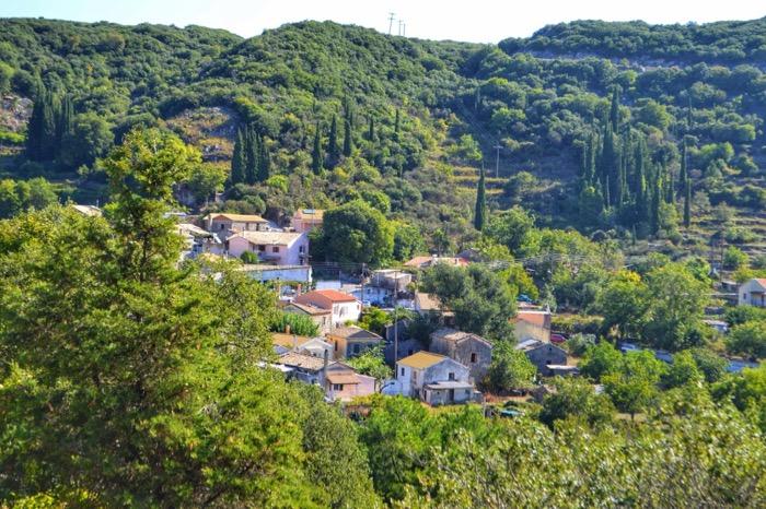 Satele Pataleia Corfu 3