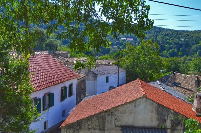 Satele Pataleia Corfu 2