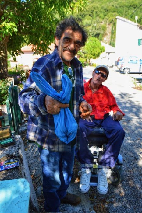 Satele Pataleia Corfu 1
