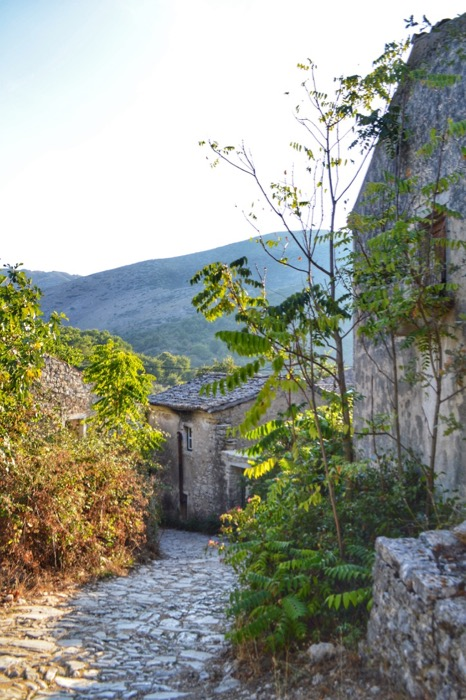 Vechea Perithia Corfu 1