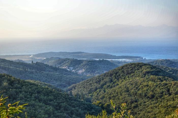 Vechea Perithia Corfu