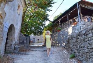 Palea Perithia sat Corfu