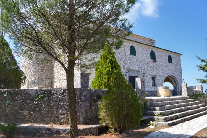 Manastirea Pantokrator Corfu