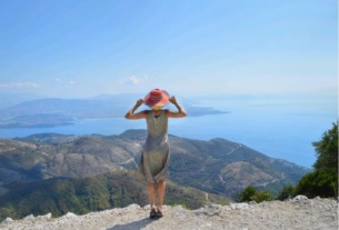 Muntele Pantokrator Corfu 4