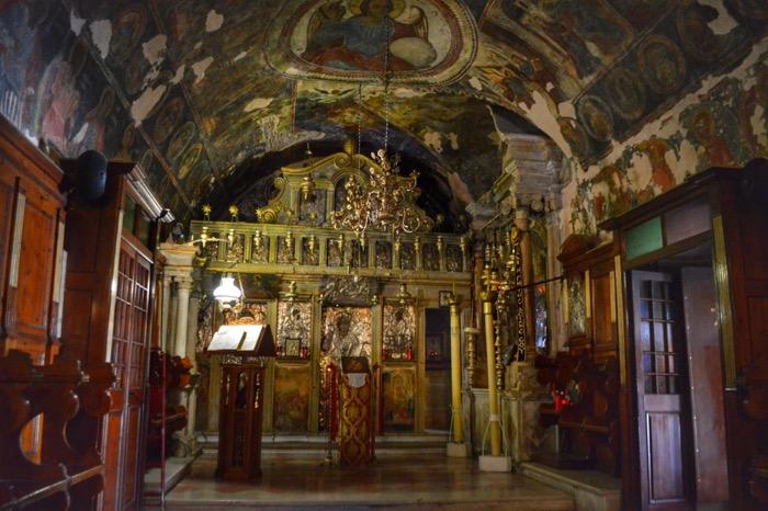 Biserica Pantokrator Corfu