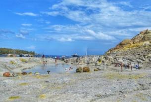 excursie Insulele Eoliene Vulcano namol