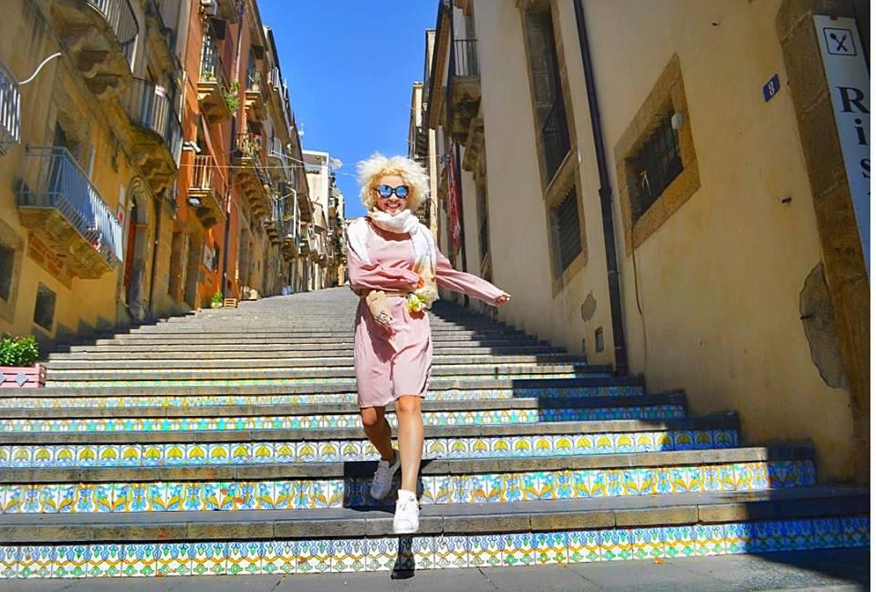 Impresii din Caltagirone Sicilia 40