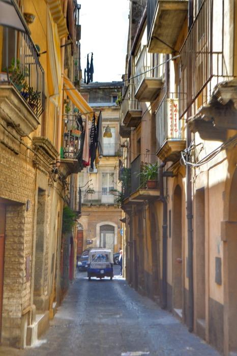 Impresii din Caltagirone Sicilia 31
