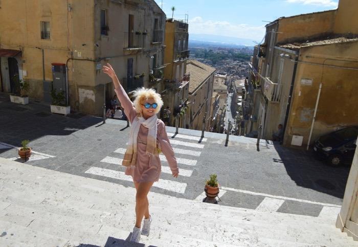 Impresii din Caltagirone Sicilia 39