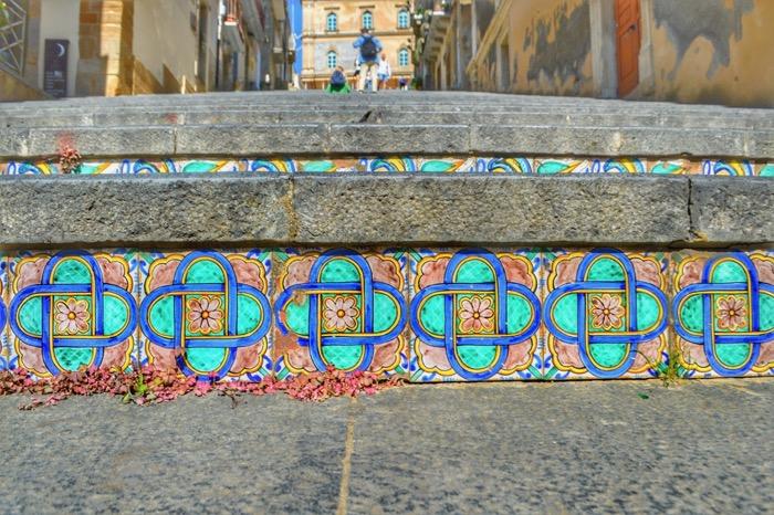 Impresii din Caltagirone Sicilia 16