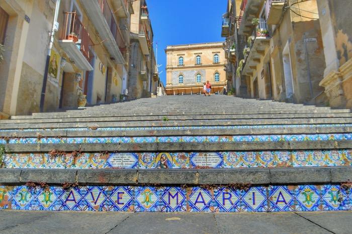 Impresii din Caltagirone Sicilia 14