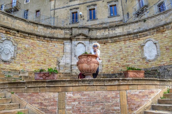 Impresii din Caltagirone Sicilia 38