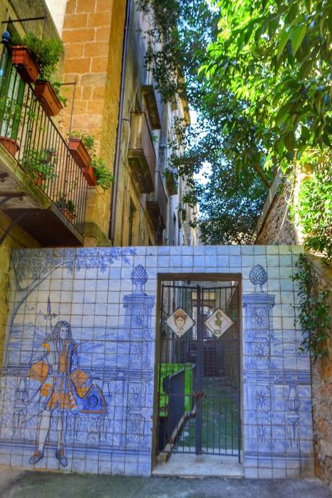 Impresii din Caltagirone Sicilia 8