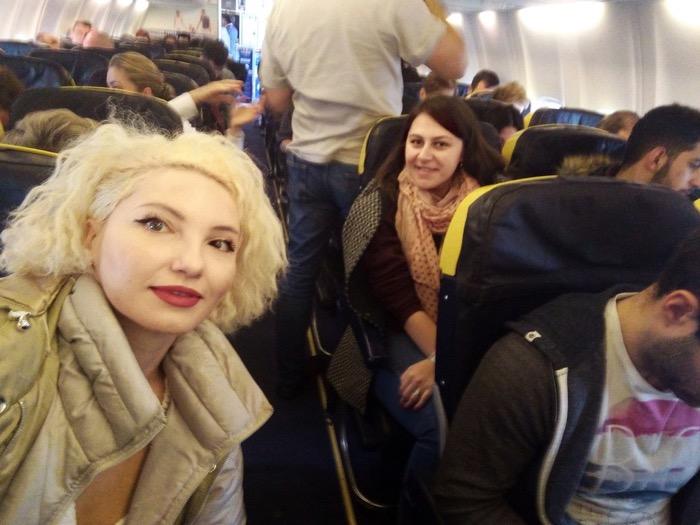 Zbor Ryanair Bucuresti Amman Iordania 3