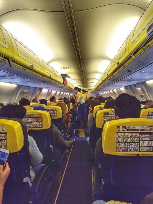 Zbor Ryanair Bucuresti Amman Iordania 4