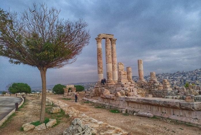 Traseu Iordania trei zile 3
