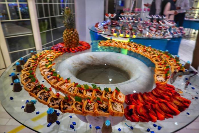 Revelion Iordania Movenpick Aqaba 12