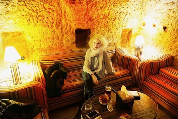 Baruri Petra The Cave 1
