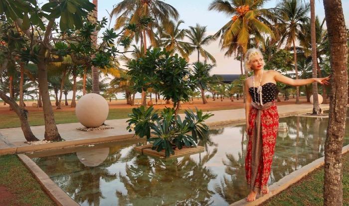 Circuit Sri Lanka: zborul București-Colombo, Hotelul Pegasus Reef 23