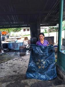 Dambulla Matale Kandy Sri Lanka batik 6