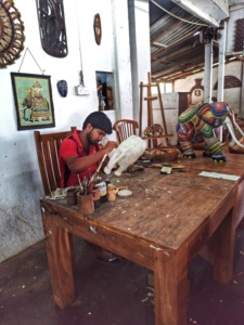 Dambulla Matale Kandy Sri Lanka lemn 6