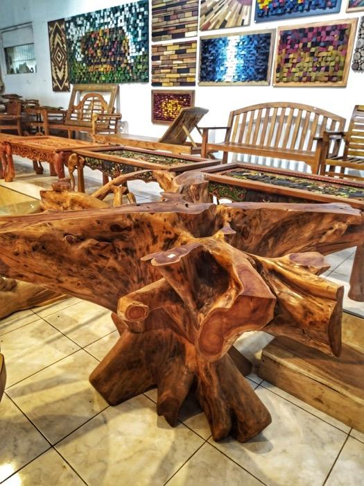 Dambulla Matale Kandy Sri Lanka lemn 4