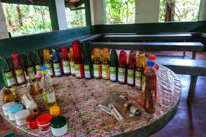 Dambulla Matale Kandy Sri Lanka gradina mirodenii 2