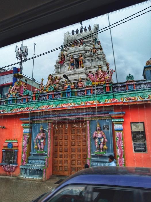 Dambulla Matale Kandy Sri Lanka 6