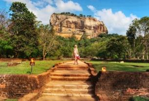 Sigiriya Sri Lanka 19