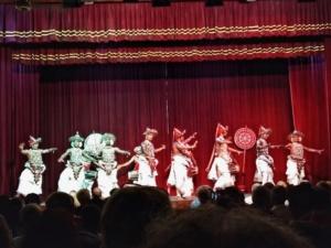Kandy Sri Lanka spectacol dansuri 1