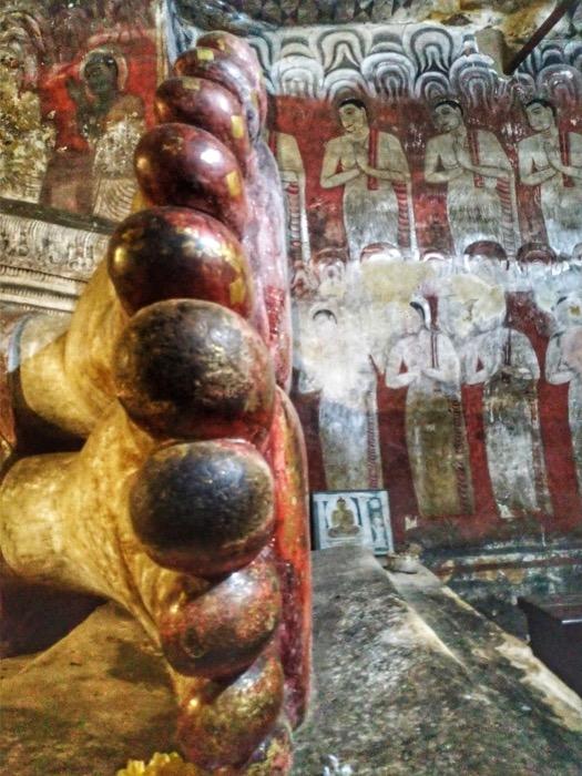 Templul Dambulla Sri Lanka 6