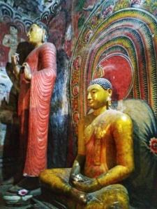 Templul Dambulla Sri Lanka 5