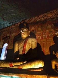 Templul Dambulla Sri Lanka 2