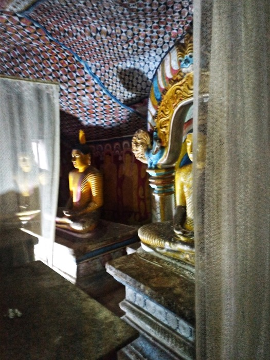 Templul Dambulla Sri Lanka 1