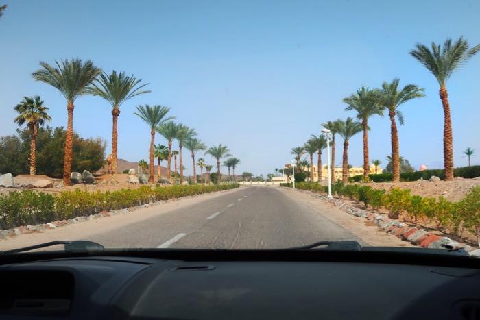 Transport Iordania Egipt: din Aqaba în Taba 11