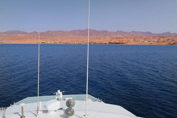 Transport Iordania Egipt: din Aqaba în Taba 7