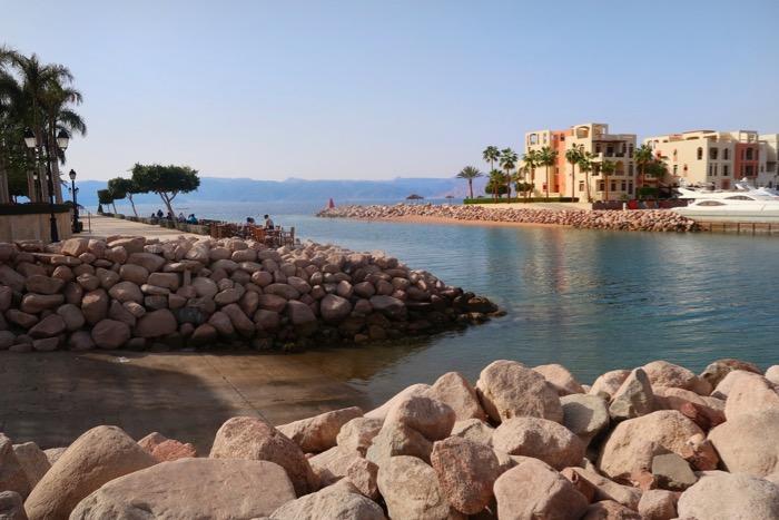Transport Iordania Egipt: din Aqaba în Taba 6