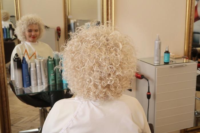 par cret blond polar