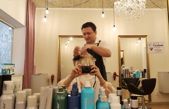 Salon par blond sanatos vopsit 5