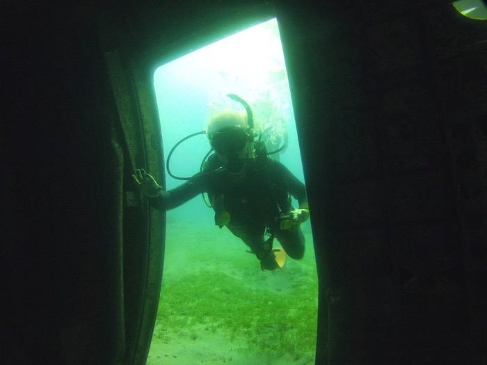 avion scufundat aqaba iordania 4