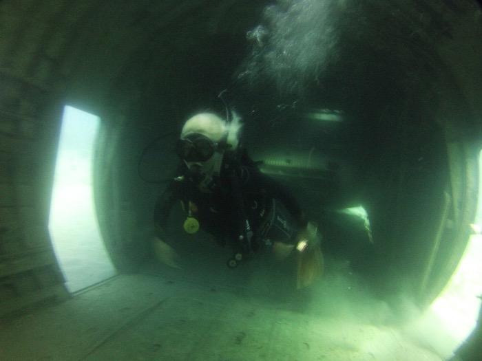 cursuri scufundari iordania