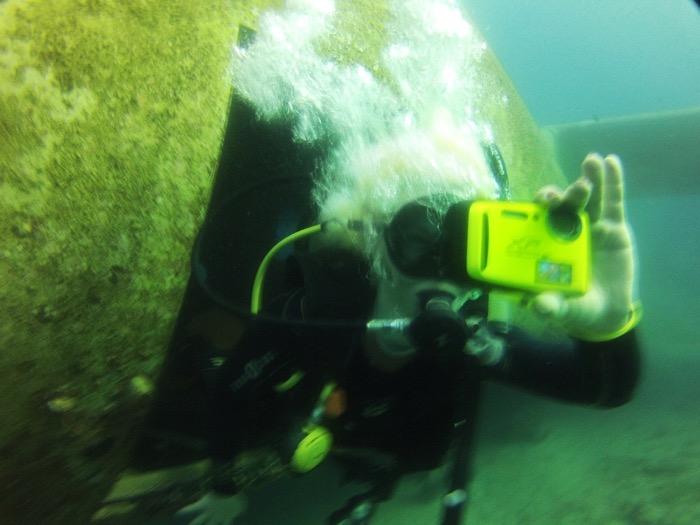 cursul de scufundări PADI Open Waters Diver în Aqaba 2