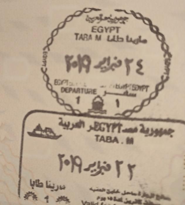 transport iordania egipt viza sinai