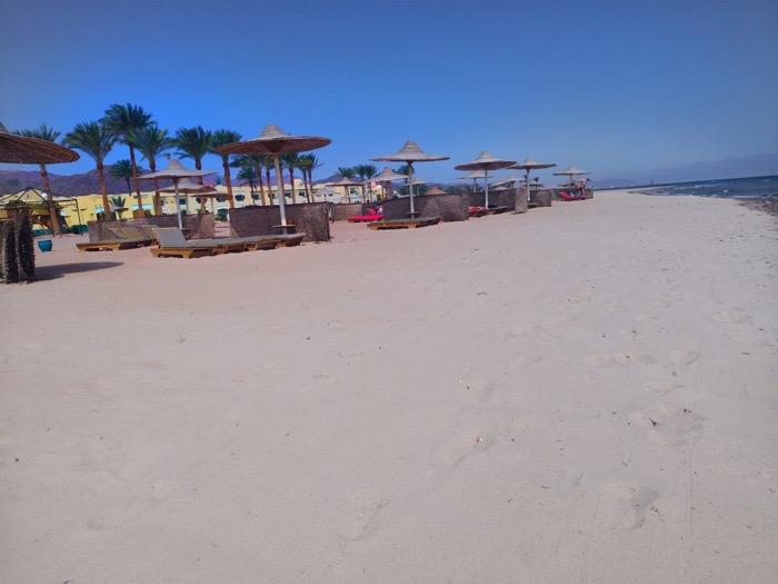 Sejur Taba Egipt plaja