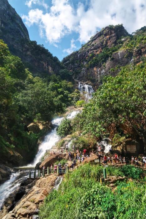 Nuwara Eliya, cascada Ravana Parcul Național Yala Hotel EKHO Safari 4 17
