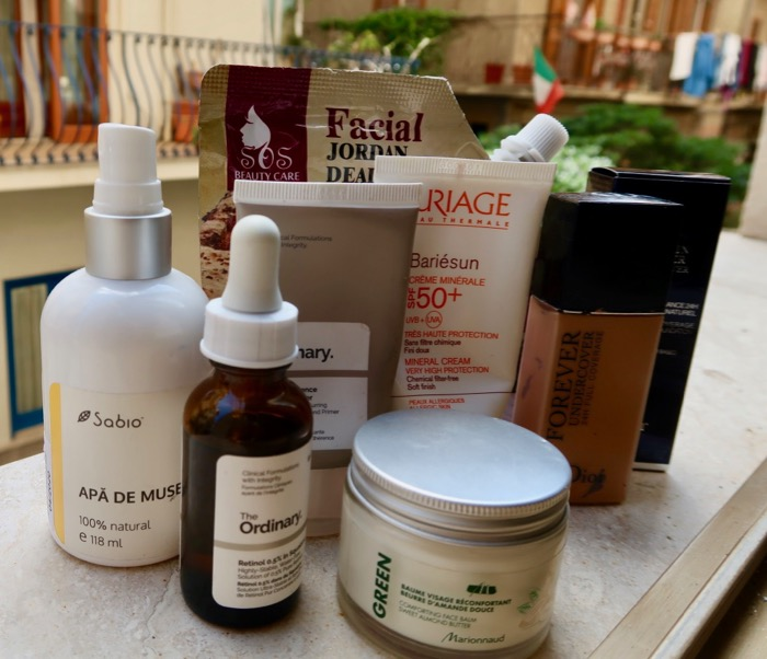 produce cosmetics vacanta