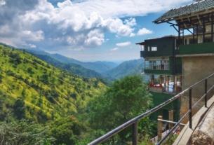 Nuwara Eliya, cascada Ravana Parcul Național Yala Hotel EKHO Safari 4