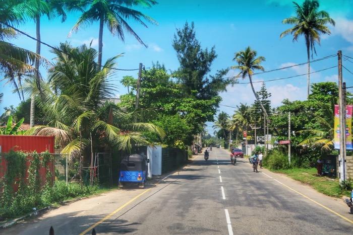 plaje Sri Lanka