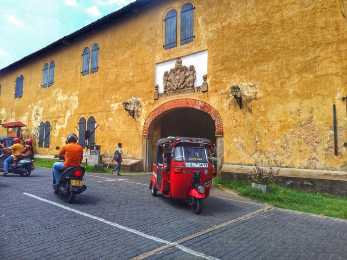 Fortul Galle Sri Lanka 1