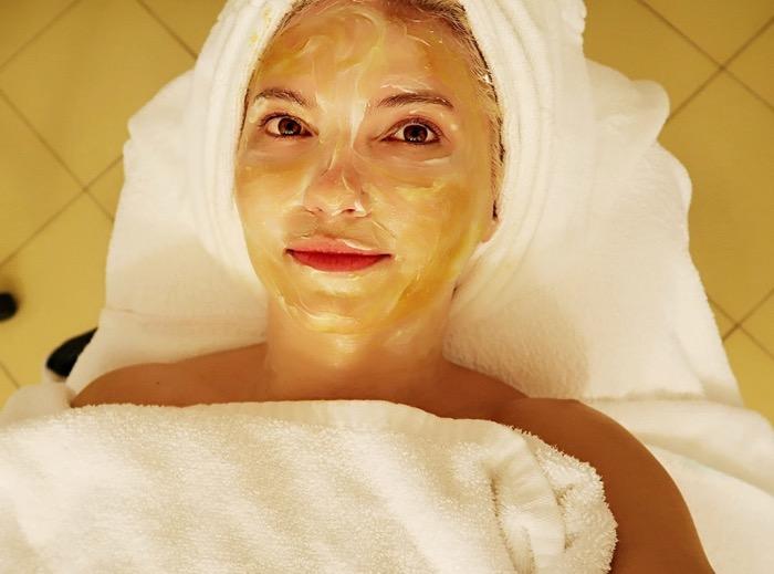 Tratament facial termoactiv 4